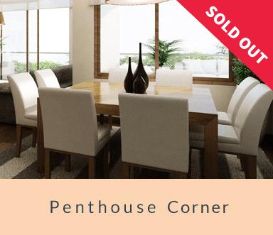 Penthouse Exterior - Luxury Condos Paradise Island Bahamas