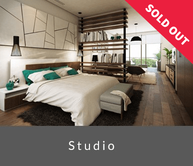 Studio Luxury Condo at Thirty Six | Bahamas
